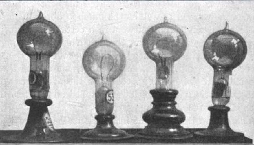 How Did Thomas Edison's Light Bulb Work?