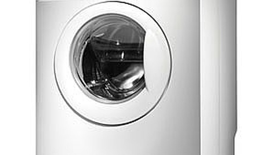 Get The Smell Out of a Front-loading Washer