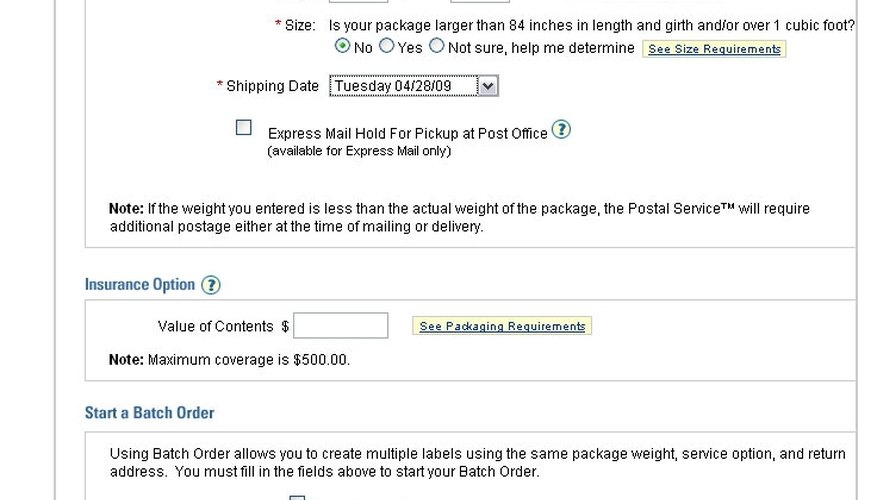How to Create a Shipping Label | Bizfluent