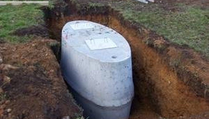 Concrete Septic Tank Problems
