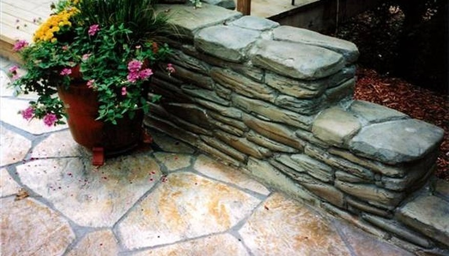 Maintain Stamped Concrete