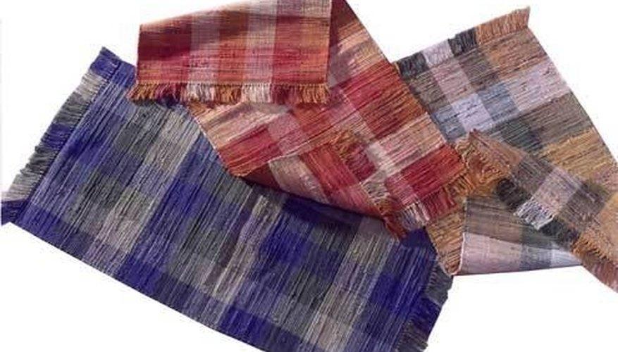 Clean A Cotton Rag Rug