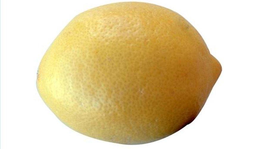 Extract Lemon Oil
