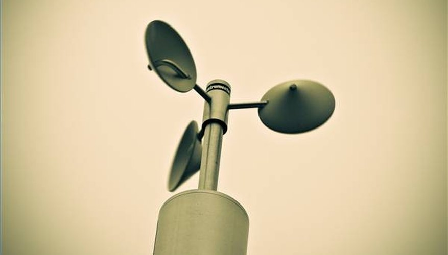 What Is the Function of the Anemometer?