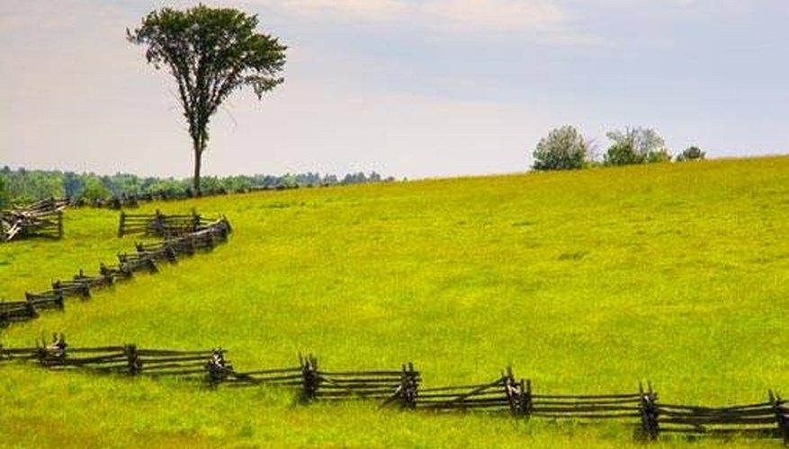 Zigzag fence