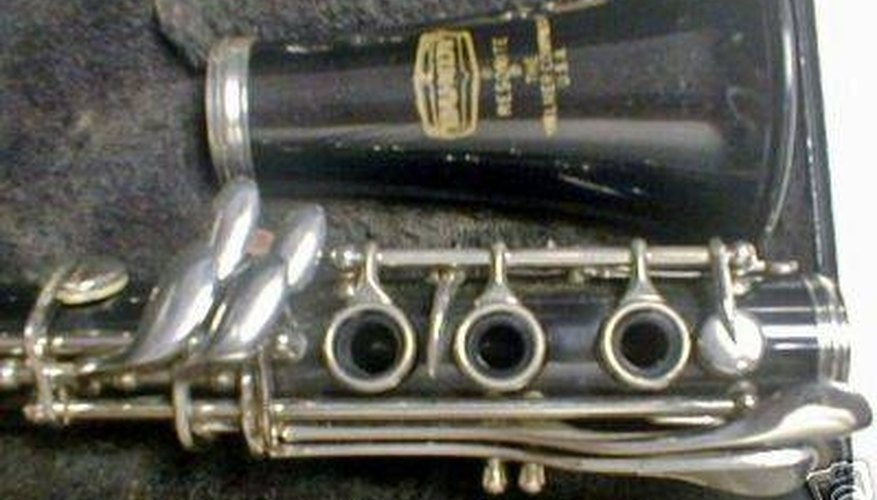 buffet crampon rc clarinet serial numbers