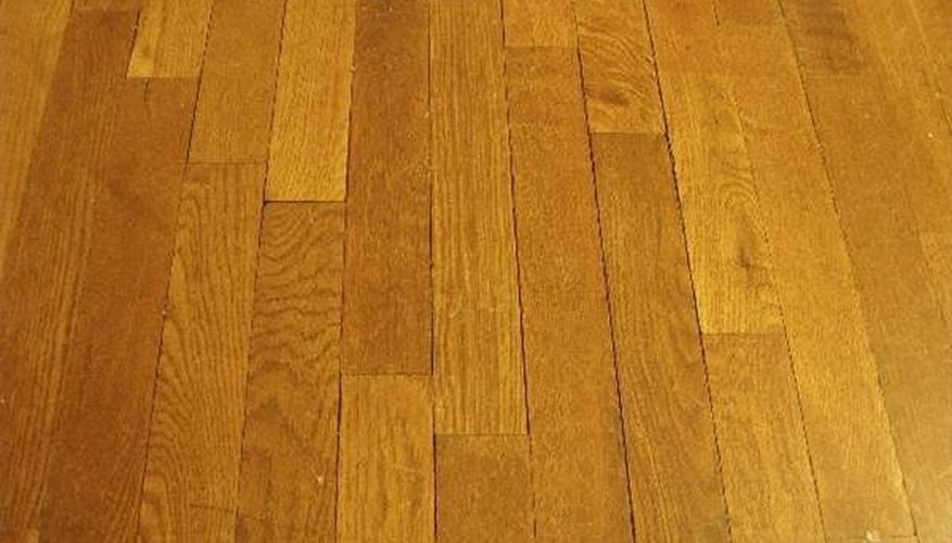 Oak Hardwood Floor