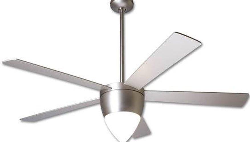 Nimbus Fan With Light From The Modern Fan Company