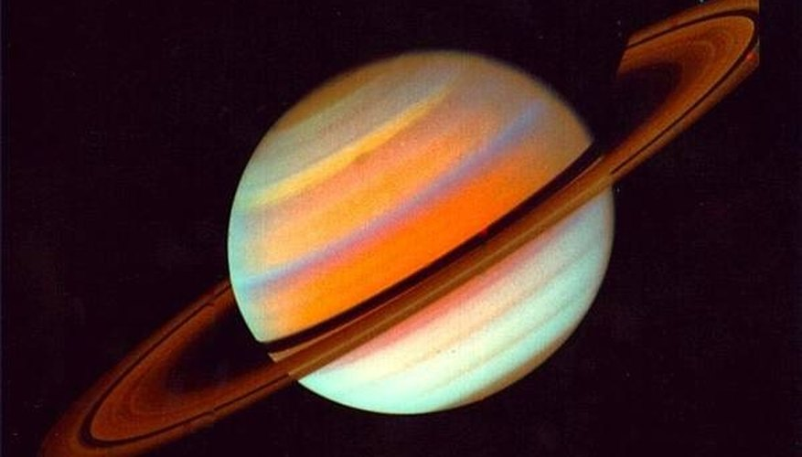 A Description of Saturn