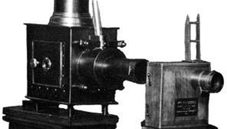 The History of the Movie Projector
