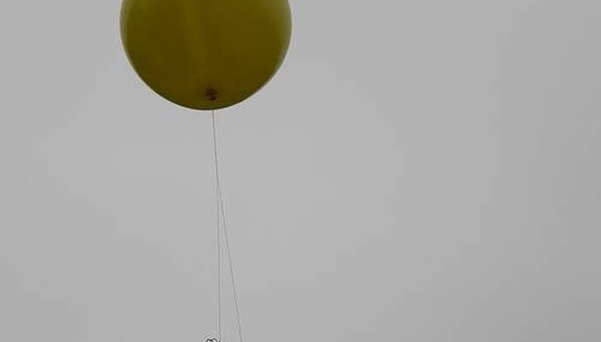 The History of Weather Balloons