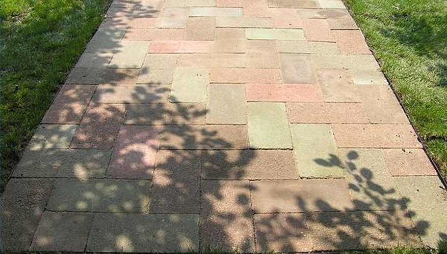 Rectangular Patio