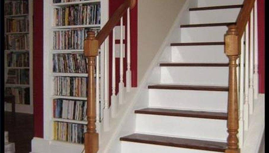 Make Stair Treads & Trim