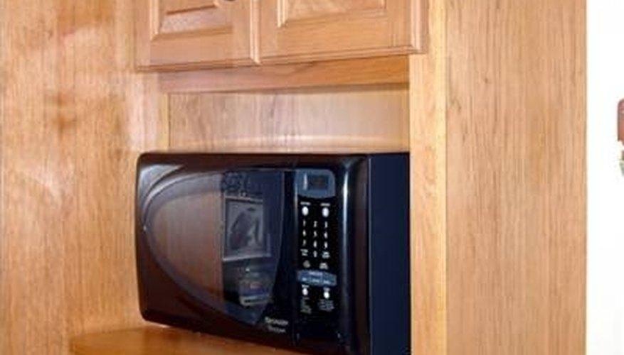 Restain Oak Cabinets