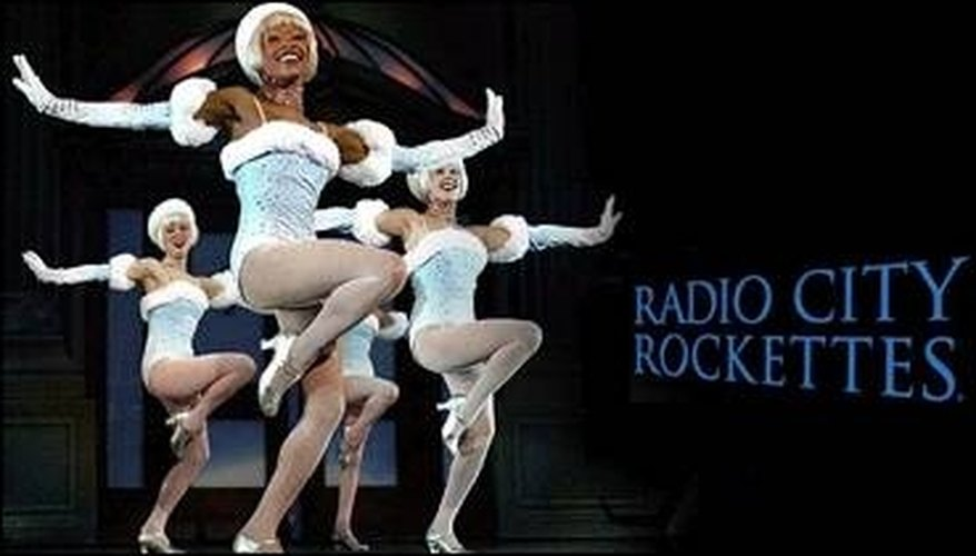The Rockettes were integrated in 1987.