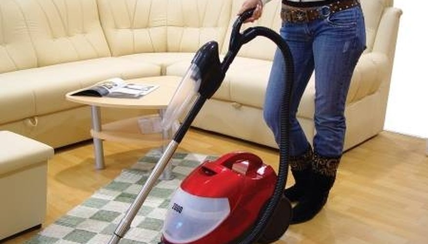 Repair an Oreck Vacuum Cleaner