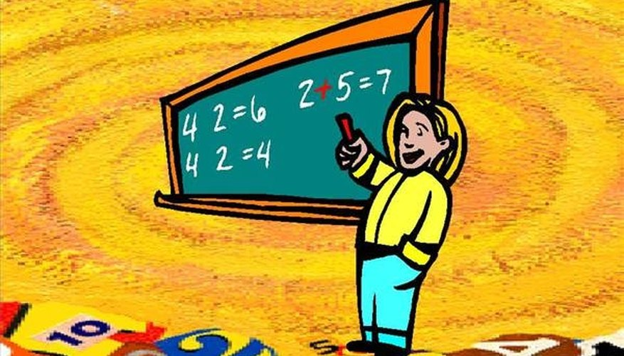 Math Rules for Addition
