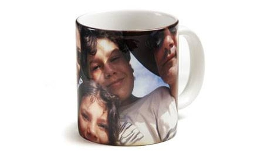 Create mugs, pillows and more household items for fun ways to display your photos.