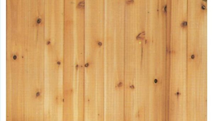 How to cover knotty pine paneling homesteady How to disguise wood paneling