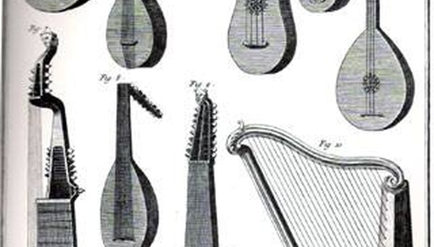 How Does a String Instrument Produce Sound?