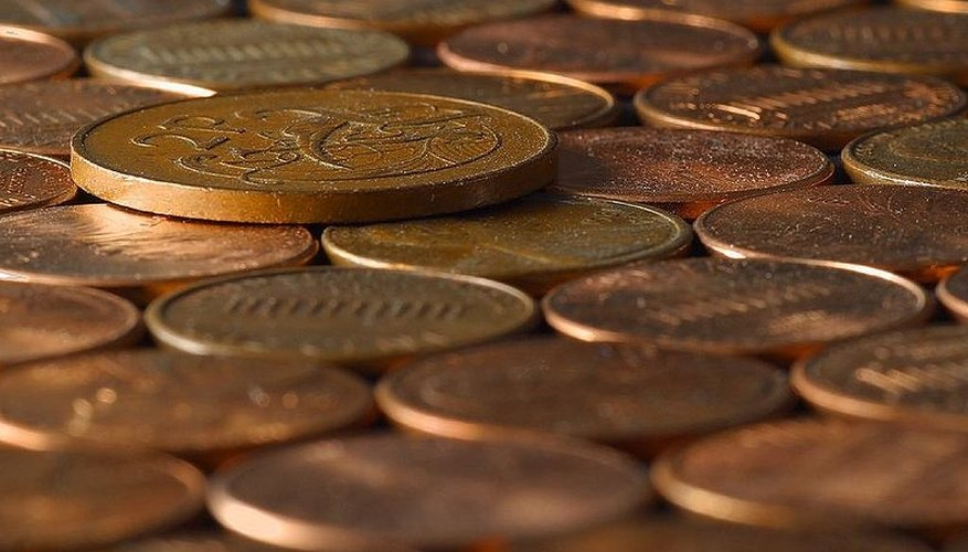 Why Do Pennies Change Color?