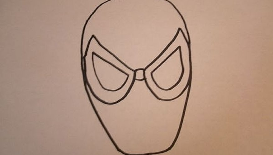 How To Draw Spiderman Step By Step Our Pastimes