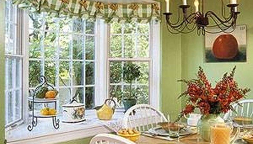 Make a Cornice for a Bay Window