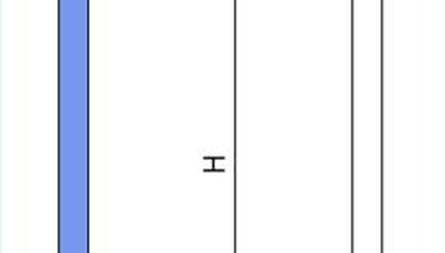 Difference of Height in a Manometer