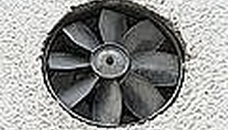 Clean Your Kitchen Exhaust Fan