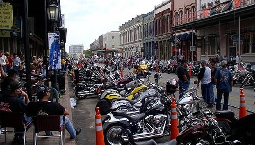 Motorcycle Fundraiser Ideas