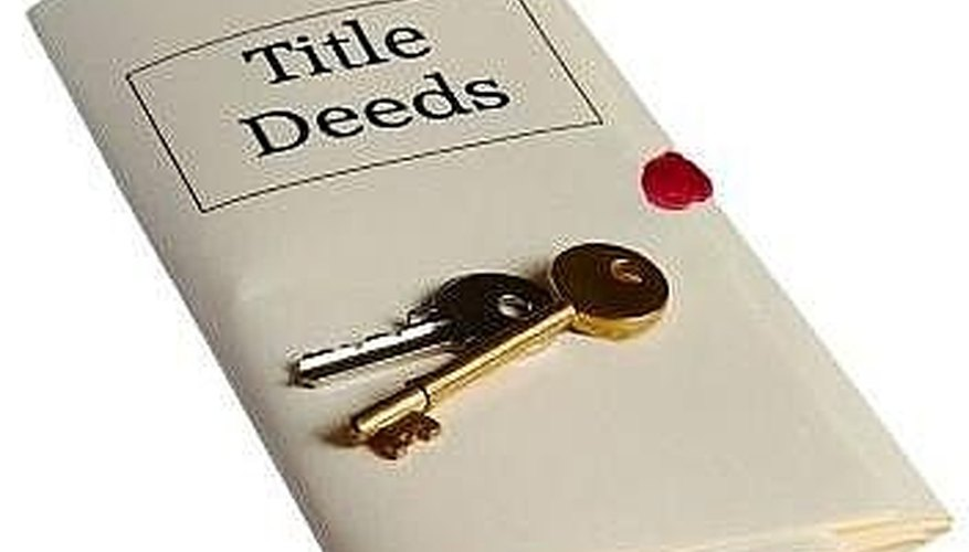 Get Your Suffolk County Property Deed