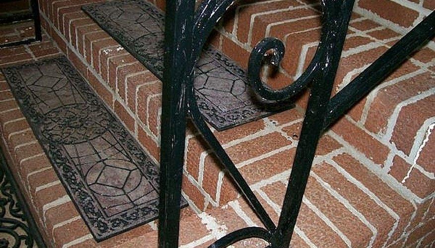 Redo wrought iron railings yourself!