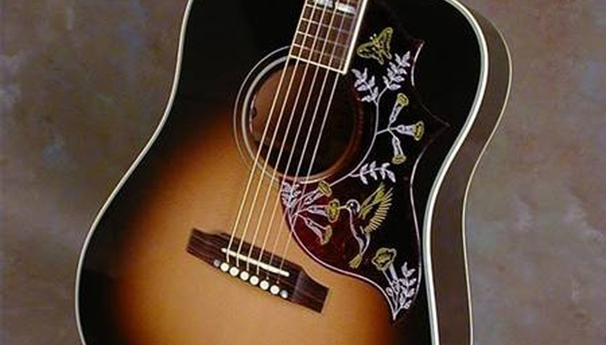 How Much Is a Gibson Hummingbird Guitar Worth?