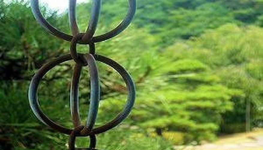 Simple Rain Chain
