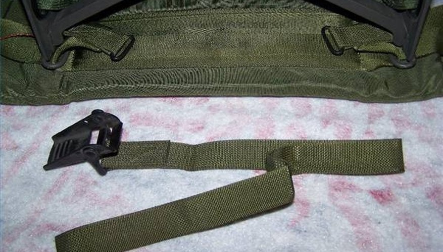 Back brace and retaining strap