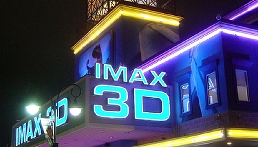 IMAX theater.