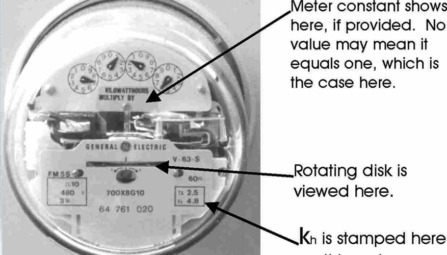 Electric Meter (Courtesy: Oak Ridge Nat'l Lab)
