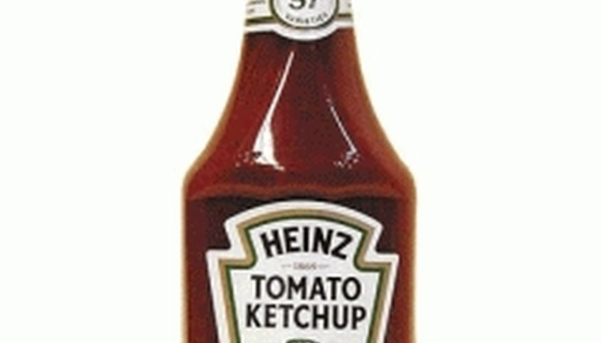 add 32 ounces ketchup