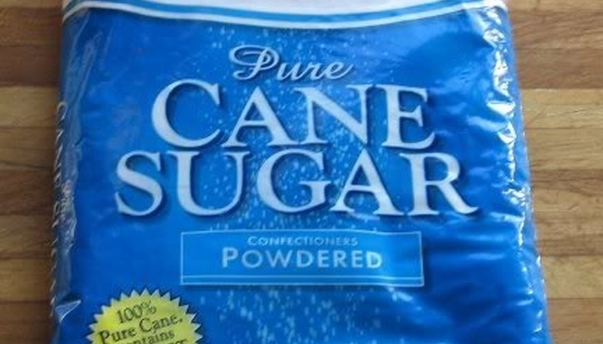 add 1 cup powdered sugar