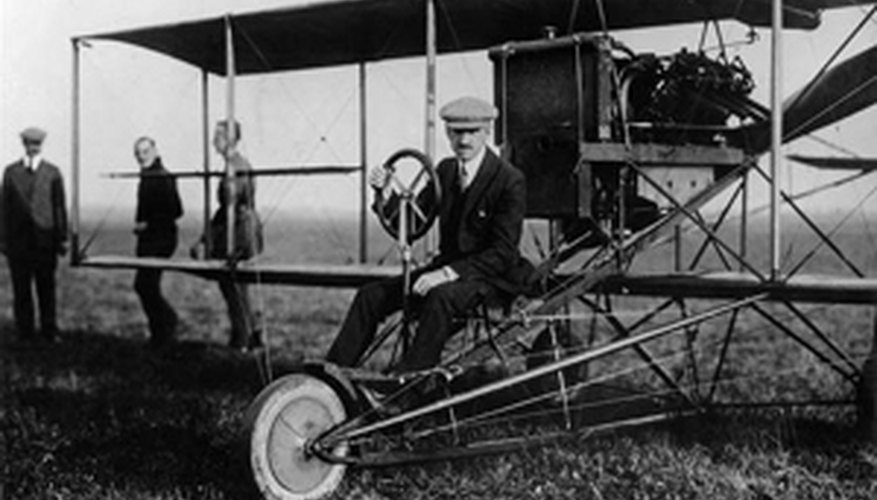 Image by the Glenn Curtiss Aviation Museum