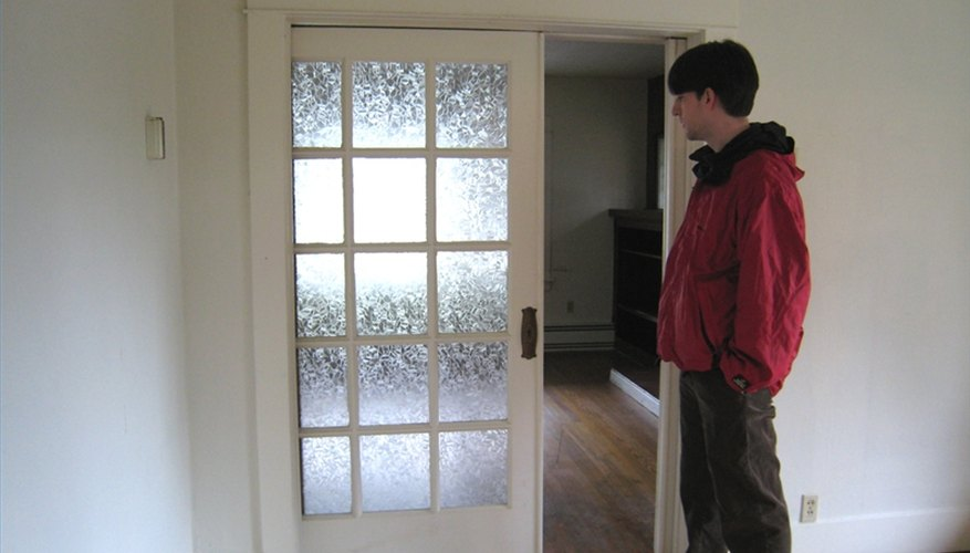 Traditional Pocket Door