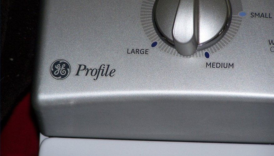 Ge Profile Washer Troubleshooting Guide