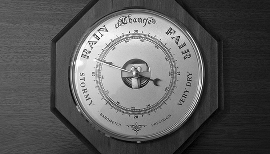 A barometer is necessary to understand barometric pressure.