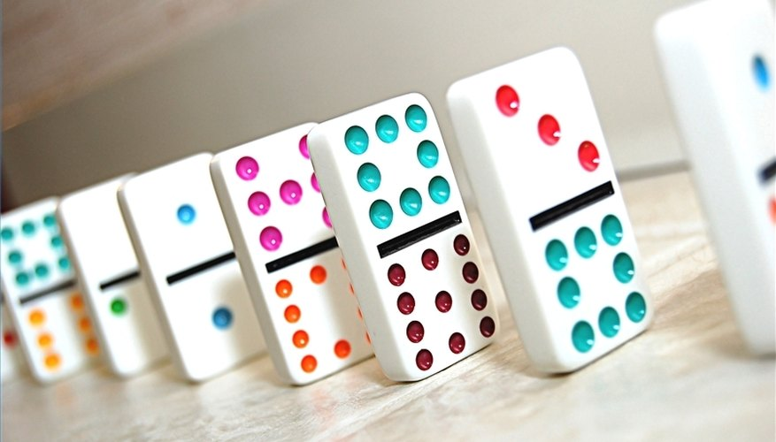 Rules for Mexican Train Dominoes Game