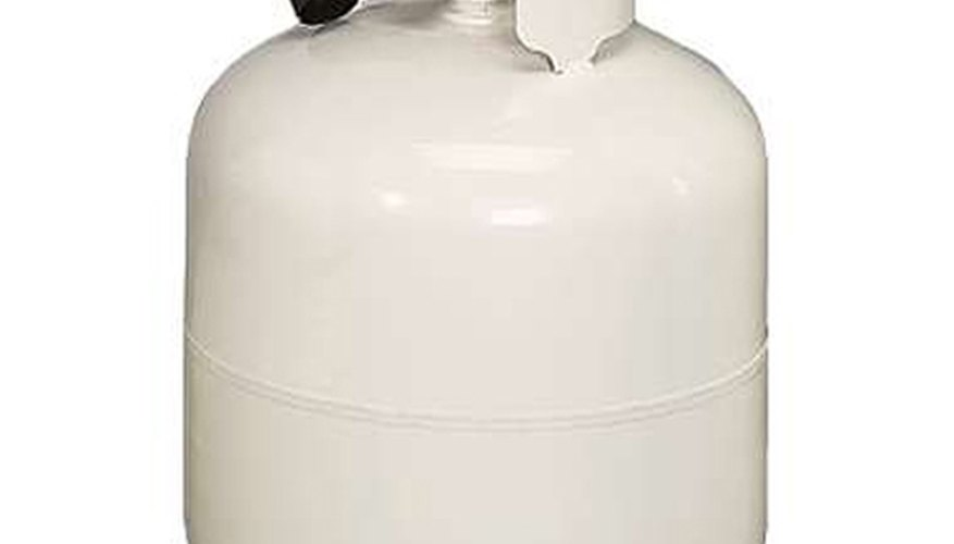 Types of Propane Tanks
