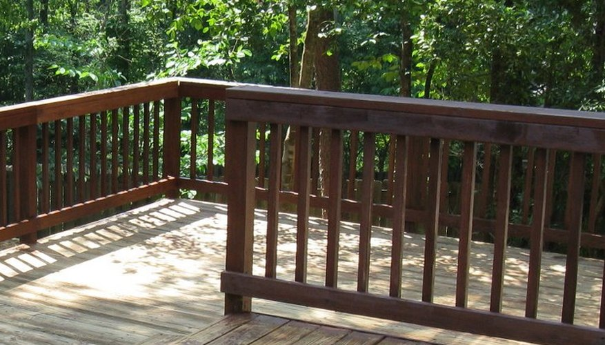 Types of Deck Railing