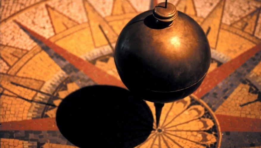 Objects Which Use Pendulum Movement