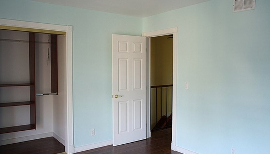 Adding an interior door can change the layout and look and your home.
