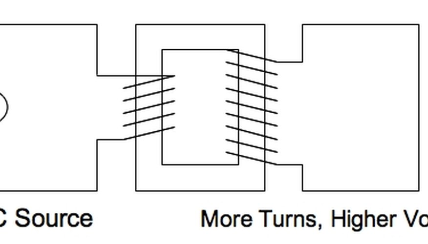 homemade electrical transformers