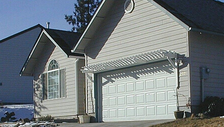garage door arborHow to Add Curb Appeal With a Garage Door Arbor pictures